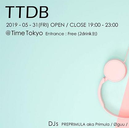 TTDB FUUK timetokyo